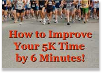 How to Improve Your 5k time by 6 Minutes
