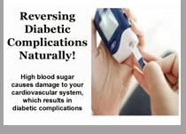 Reversing Diabetic Complications Naturally