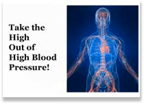 Take the 'High' Out of High Blood Pressure