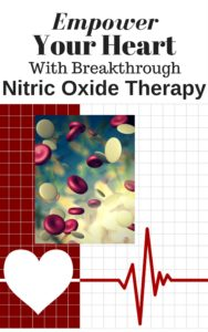 Nitric Oxide Therapy Addresses High Blood Pressure