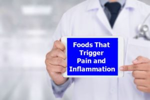 Foods That Trigger Pain