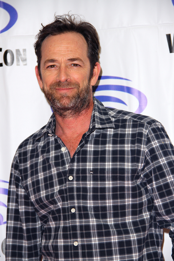 Stroke Gone at the Age of 52 Luke Perry