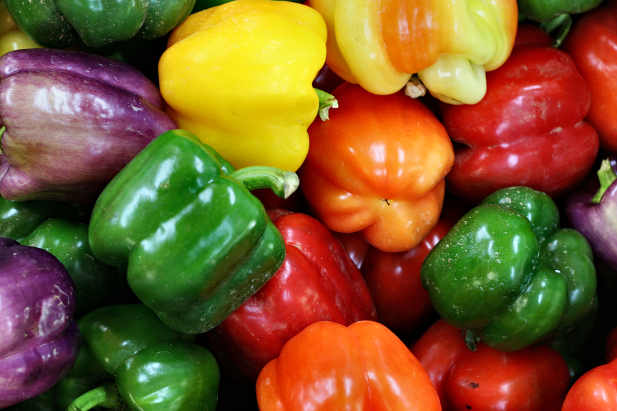 Health Benefits of Bell Peppers