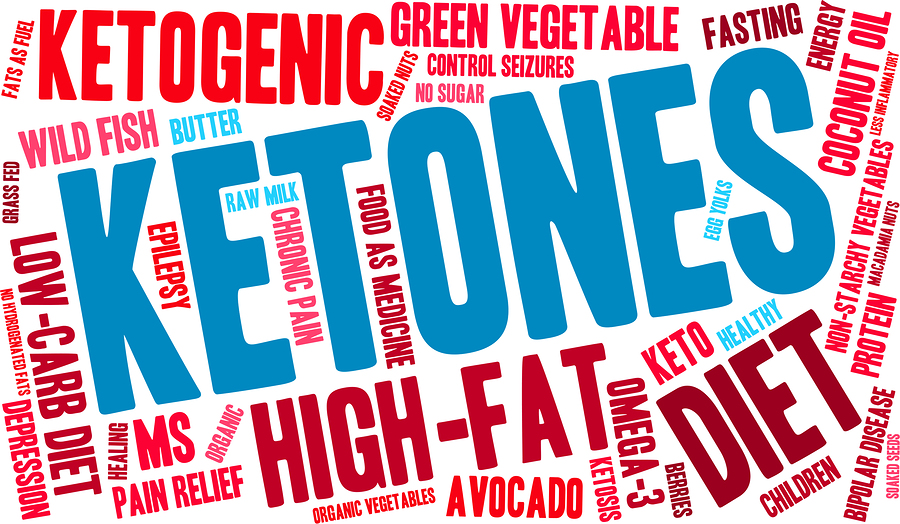 Health Benefits of Ketones