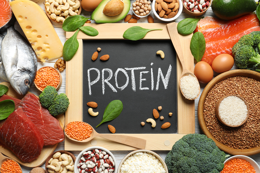 The Benefits of Protein