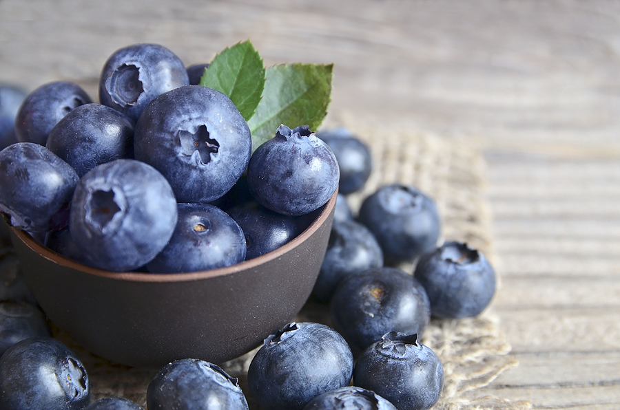 Blueberry Polyphenols Reduce Heart Disease
