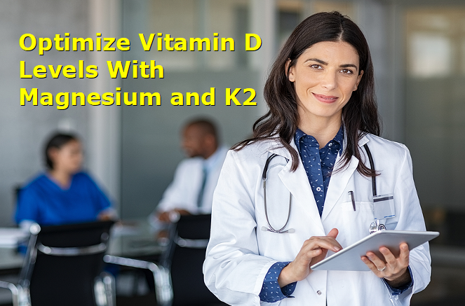 Optimize Vitamin D Levels