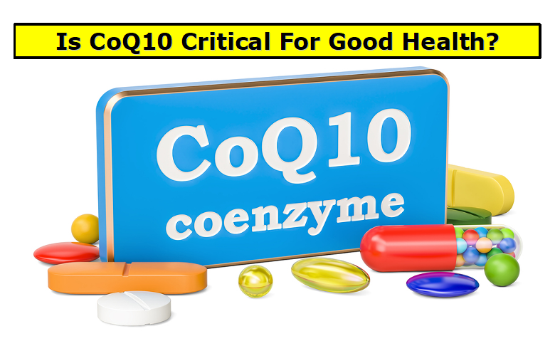 Is CoQ10 Critical For Good Health
